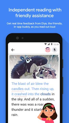 Read Along by Google: A fun reading app 0.5.328283437_release_arm64_v8a Screenshots 1