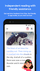 Read Along APK by Google: A fun reading app 1