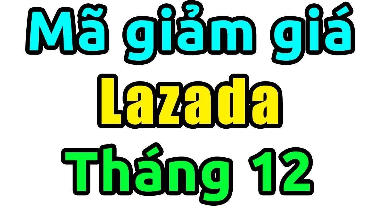 Lựa chọn mã giảm giá Lazada