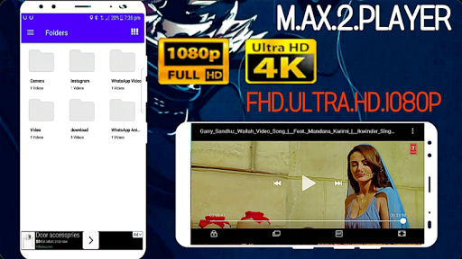 Video Player All Format - HD Video Player, VPlayer 1.0 screenshots 7