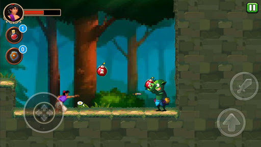 Aladdin Prince Adventures apklade screenshots 1