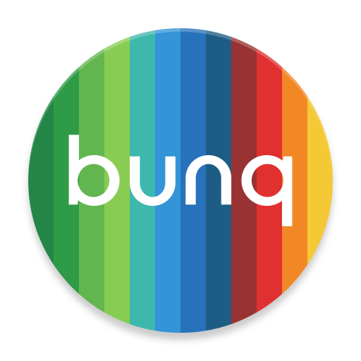 bunq — Bank of the Free Icon