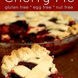 Gluten Free, Egg Free, Nut Free