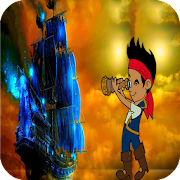 Amazing Jake Adventure in Island of Pirates