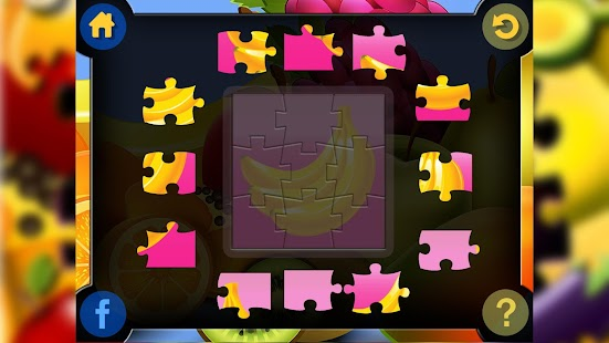 Jigsaw Puzzle for Fruits- screenshot thumbnail