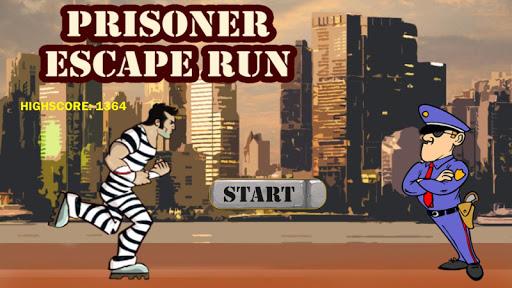 Prisoner Escape Run