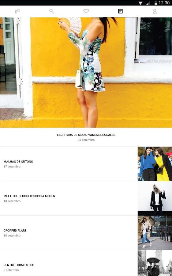 Gleam - Discover & Shop- screenshot