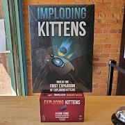Explode All The Kittens