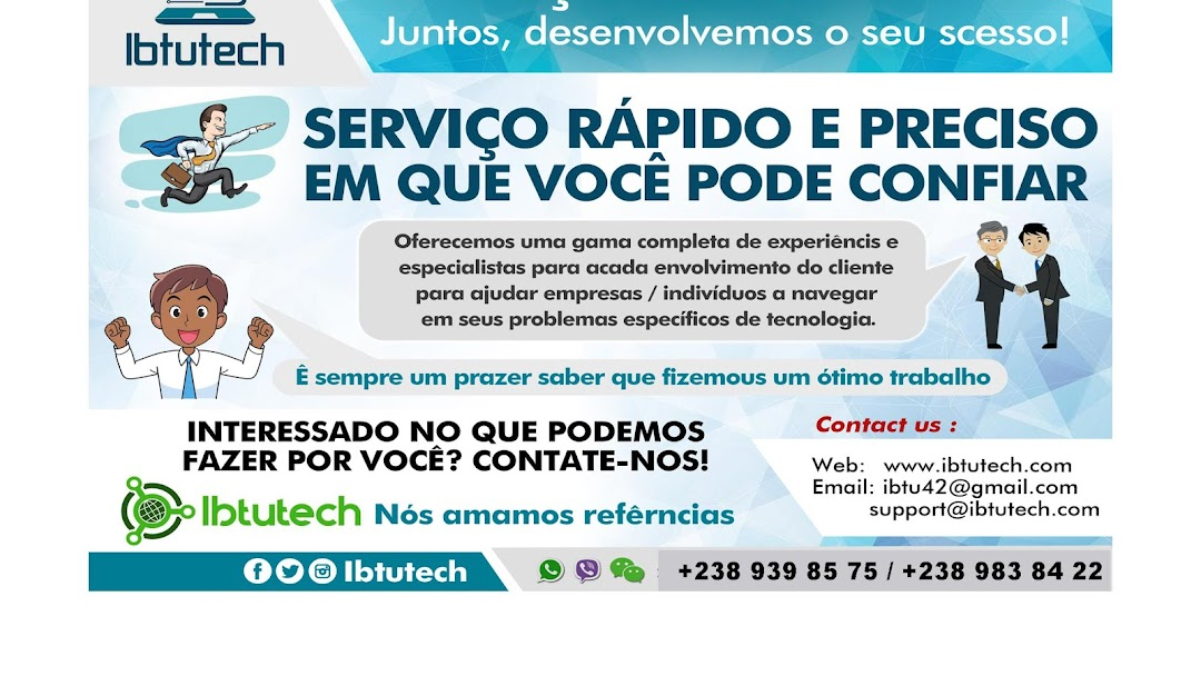 Ibtutech - IT Support And Services in Santa Maria