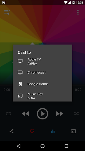 doubleTwist Music & Podcast Player with Sync 3.1.2 screenshots 6