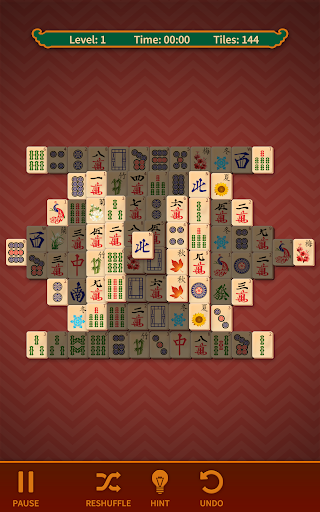 Mahjong Solitaire Classic - screenshot