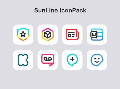 SunLine Icon Pack 5