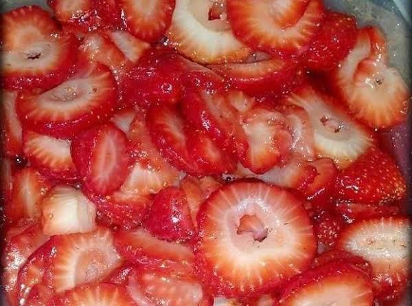 My Fresh Strawberry Sauce