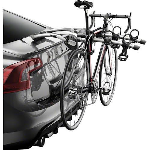 Thule 9007XT Gateway 3 Trunk Rack: 3-Bike