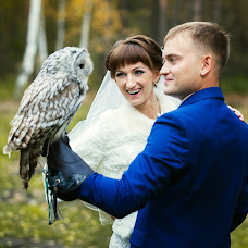 Wedding photographer Margarita Bredikhina (Bredihina). Photo of 05.10.2015