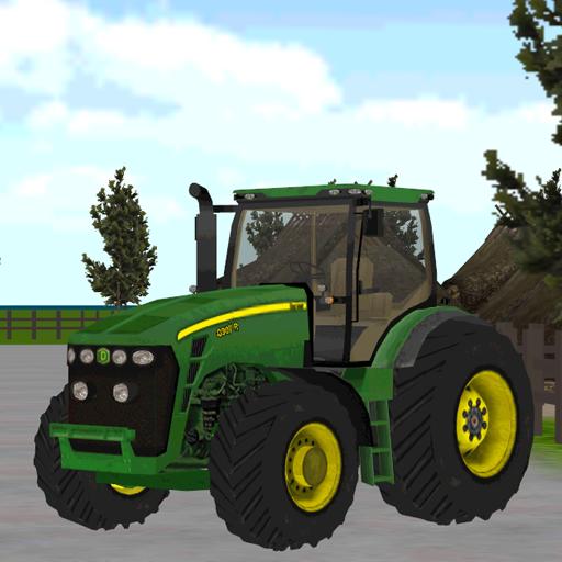模擬App|トラクター農業シミュレーターパーク LOGO-3C達人阿輝的APP