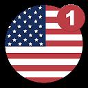 USCIS Case & Visa Notification mobile app icon
