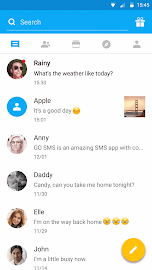 GO SMS Pro Screenshot 7