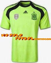 Photo: España Portero 2ª Mundial 2014  * Camiseta Manga Corta