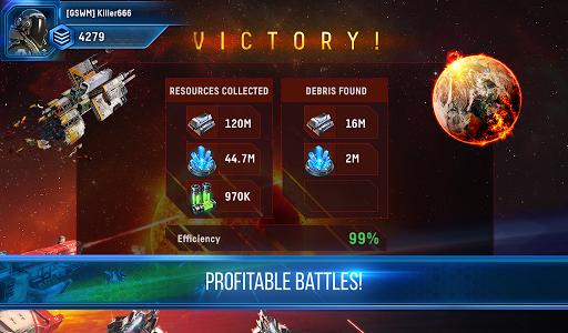 Stellar Age: MMO Strategy  screenshots 16