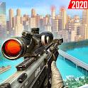 Hero Sniper FPS Free Gun Shooting Games 2020 icon