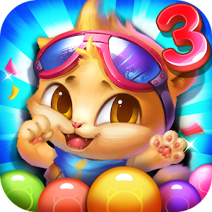 Bubble Cat 3 for PC and MAC
