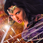 Superhero Women Immortal Gods Kombat Crime Fighter Icon