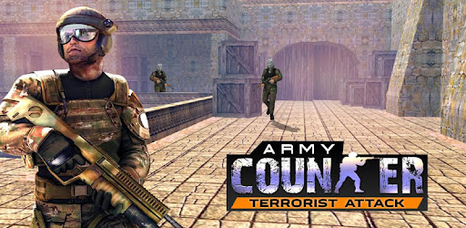 Army Counter Terrorist Attack Sniper Strike Shoot game (apk) free download for Android/PC/Windows screenshot