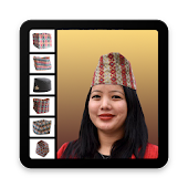 Nepali Topi Photo Editor – Dhaka Topi