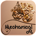 Ingeniería mecánica icon