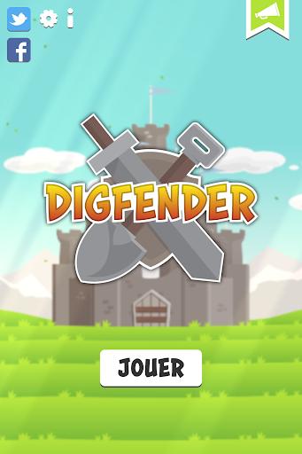 Digfender  code Triche 1