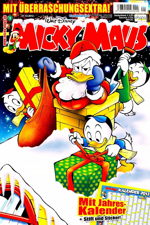 Micky Maus (2013) - komplett