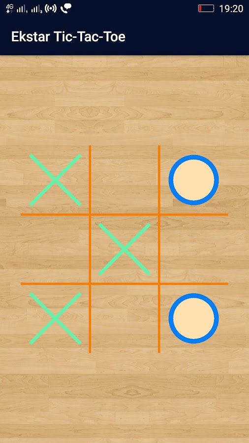 Ekstar Tic-Tac-Toe- screenshot