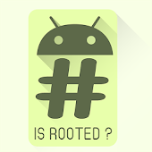Is Rooted - Root checker