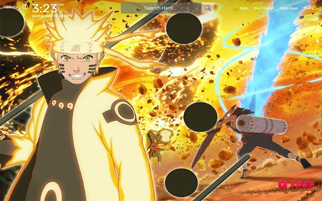 Naruto Shippuden Wallpapers HD Theme