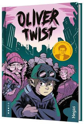 Maj Bylocks äventyrs-klassiker 1 - Oliver Twist
