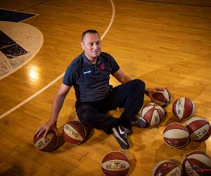 Bondscoach Philip Mestdagh stapt na dit seizoen op bij Basket Namur Capitale