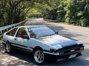 スプリンタートレノ AE86 S59年式 GT-APEXのカスタム事例画像 濱のガオハチさんの2020年09月10日09:32の投稿
