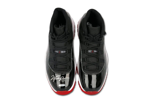 His Airness: Upper Deck To Release a Series of Air Jordans Autographed by Michael Jordan