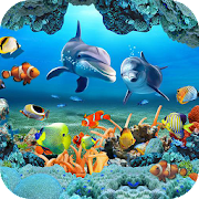 Fish Live Wallpaper 3D Aquarium Background HD 2018