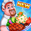 Cooking Story Crazy Kitchen Chef Cooking Games icon