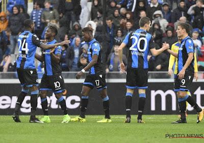 Le FC Bruges s'intéresse à Christian Kouamé
