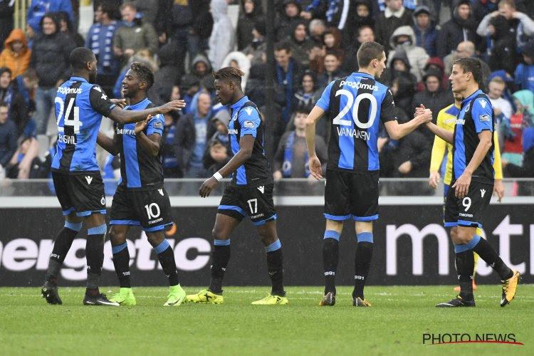 Le Club de Bruges sur un jeune attaquant de Serie B