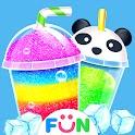 Rainbow Slushy Maker – Slushie Ice Candy Bars icon