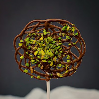 {Chocolate Lollipops} - Acadele de ciocolata.