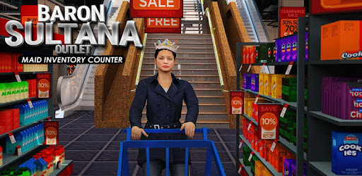 Baron Sultana Outlet: Maid Inventory Counter for PC
