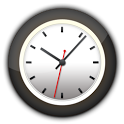 Bedside alarm clock icon