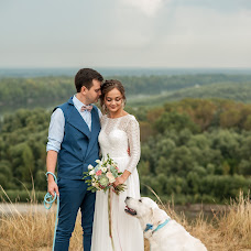 Wedding photographer Lyudmila Kuznecova (Lusi). Photo of 05.09.2018