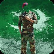 Pak Commando Army Suit Editor