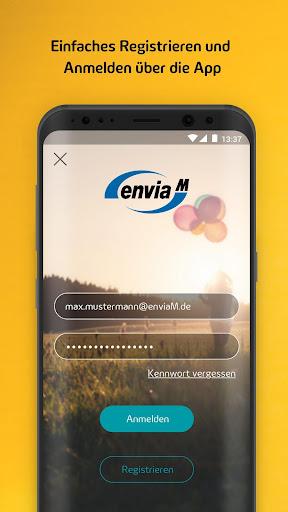 Meine enviaM-App: Strom & mehr  screenshots 2